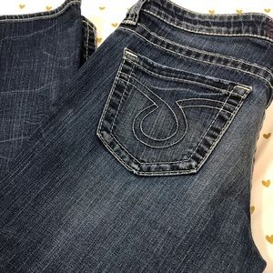 Big Star Vintage Casey Jeans Bootcut - Size 31